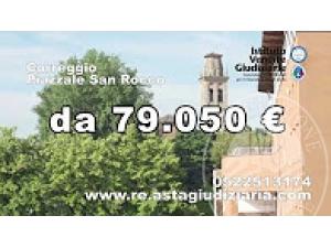 C.P. NOVELLARA 2000 SRL - Appartamenti con cantina ed autorimessa a Correggio (RE) - Piazzale San Rocco - Vendite del 07/03/2018