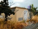 Immagine di Cabina di trasformazione Enel e strada di lottizzazione in Massenzatico, Reggio Emilia (RE)
