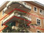 Immagine di Appartamento al piano sesto con ascensore, cantina ed autorimessa in Reggio Emilia (RE)
