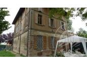 Porzione di fabbricato residenziale con area cortiliva e cantina in Fabbrico (RE)