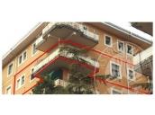 Appartamento al piano sesto con ascensore, cantina ed autorimessa in Reggio Emilia (RE)