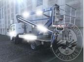 AUTOVEICOLO PER USO SPECIALE - PIATTAFORMA AEREA MODELLO GX19.10 RENAULT TRUCKS RTF 110.35 ANNO 2012