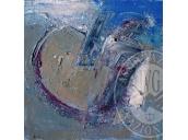 AUTORE BORGHI ALFONSO, TITOLO ZAMPANO (DA LA STRADA DI F. FELLINI), 2000