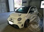 AUTOVETTURA MARCA FIAT MODELLO 500 ABARTH, ANNO 2018, BENZINA