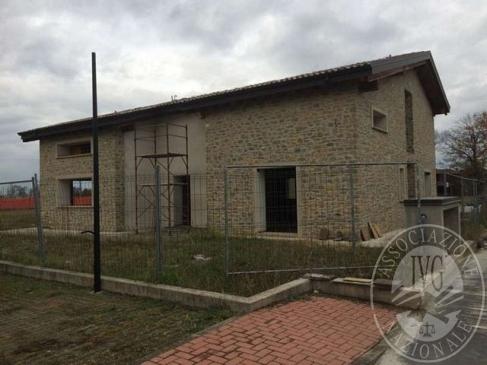 Terreni con villetta in costruzione in Reggio Emilia (RE)