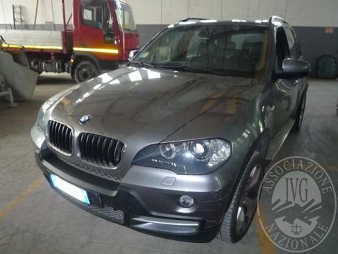 AUTOVETTURA BMW X5, ANNO 2007, BENZINA