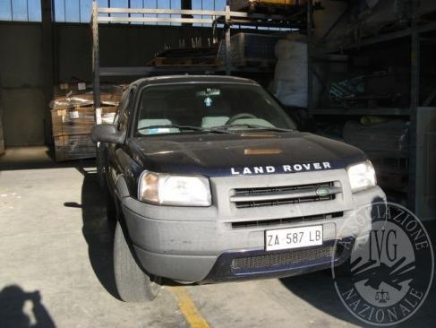 AUTOCARRO MARCA LAND ROVER MODELLO FREELANDER ANNO 2001, GASOLIO