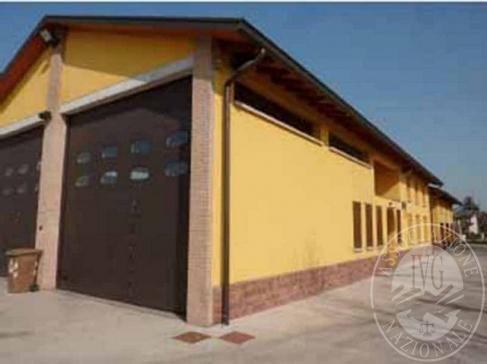 Complesso immobiliare in corso di costruzione con area cortiliva in Campegine (RE)