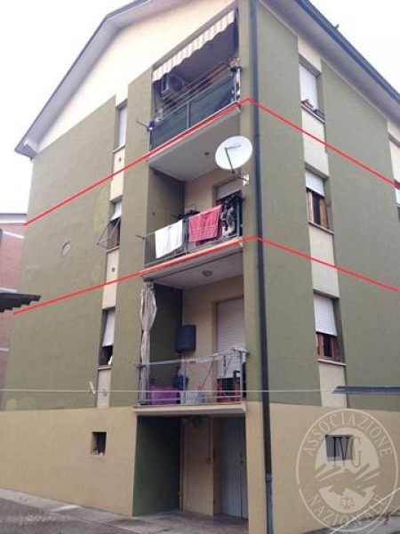 appartamento posto al secondo piano di fabbricato